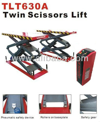 Launch TLT630A Scissor Lift 3.0-Ton