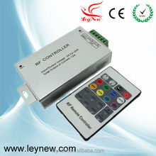 Professional led RF Controller (Aluminum version) 20key remote control