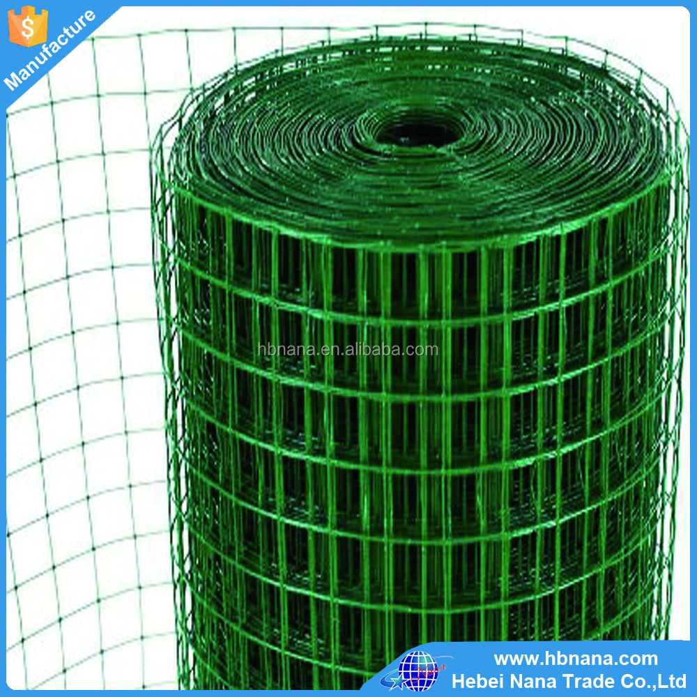 Factory wholesale galvanized wire mesh rolls / crimped wire mesh