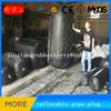China Hengshui factory inflatable water pipe plug rubber pipeline stopper