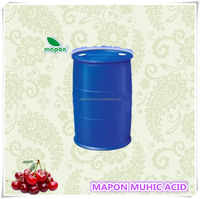 Liquid Potassium Humate Humic Acid Organic Fertilizer