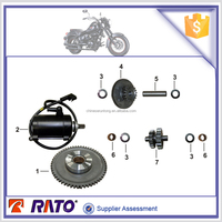 Chopper motorcycle engine parts starter motor for sale