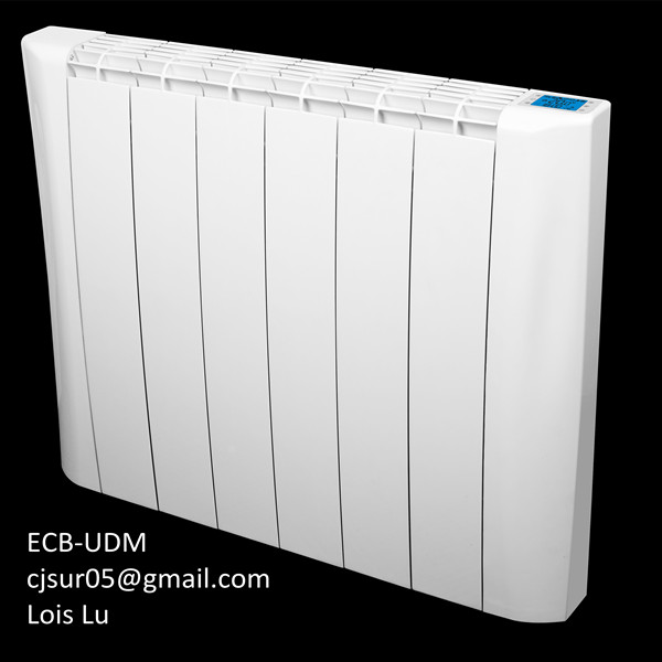 CE proved environment protect non oil filled electric panel radiator