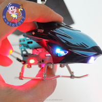 3.5CH Mini Radio double blades RC mini indoor Helicopter