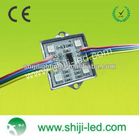 smd 5050 RGB led module pixel light for the cluster letters factory direct price