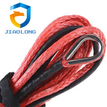 6.5mm synthetic winch rope for towing