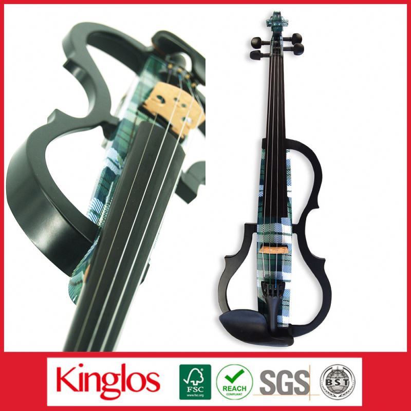 Musical Instrument China Online Violin Shopping Flamed Music Violin With Free Case (SDDS-1606-013)