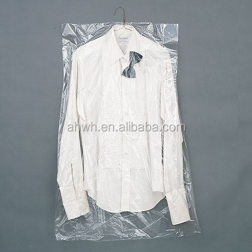 ldpe laundry dry cleaning garment bag