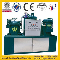 Fully-automatic System Superb quality transformer oil dehydration plant