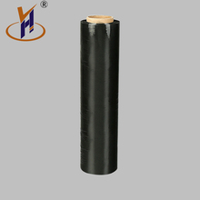 China Made lldpe stretch film for hand use greenhouse shrink wrap pallet cover supplier