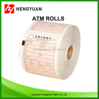 Thermal paper 80mm ATM Bank cash register thermal paper roll