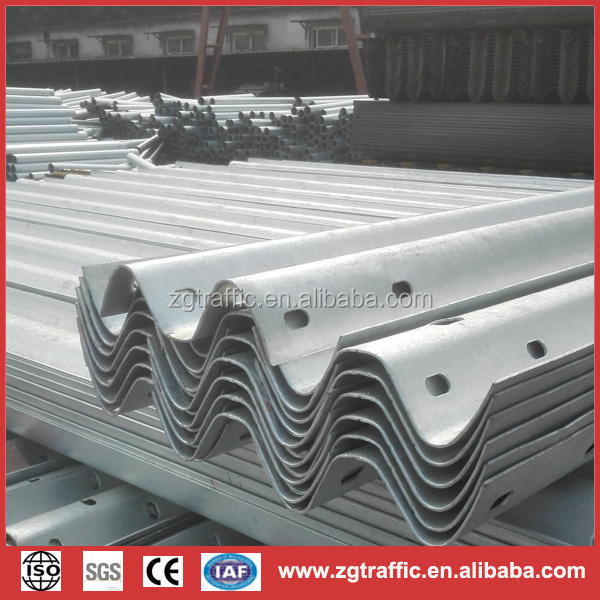 roads guard railing supplier