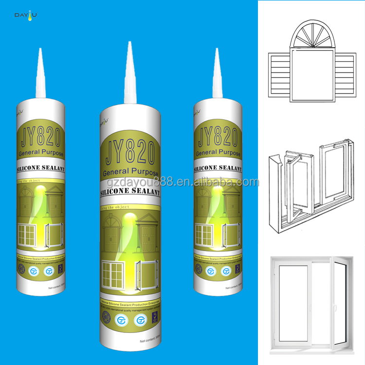 JY820 glass cement sealant for building