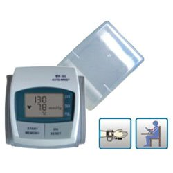 Wrist Type Blood Pressure Monitor (BMP)