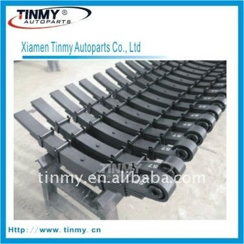 SUP 9 Trailer Multi leaf springs