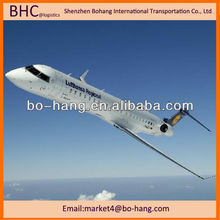 cheap air freight from china to nigeria