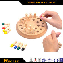 Chess Board Game, Wooden Board Game, Intellectual Board Game