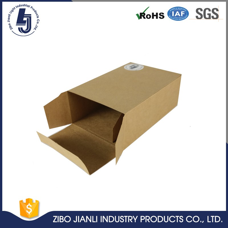 China factory custom new tissue paper box design tolle