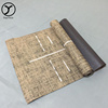 eco wear-resisting natural oem durable Environmental hemp need agent for pilates mats manufacturer