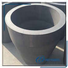 high temperature graphite crucibles for melting cast iron