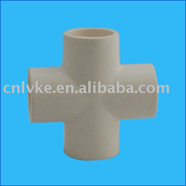 pvc cross joint pipe fitting,pipe cross