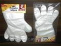 Changle PE disposable cheap gloves