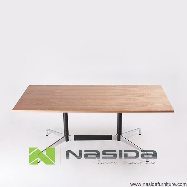 TL004 Black color Meeting Table office table