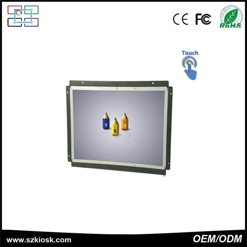 46 inch open frame stand alone lcd advertising media player