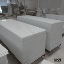 artificial stone white solid surface sheet nano