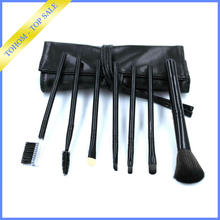 7pcs travel make up brush sets makeup brush cosmetic
