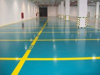 Epoxy floor coating paint epoxy resin hardener