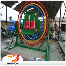 Beston Extreme Amusement Park Equipment Rides Gyro Swing Rides