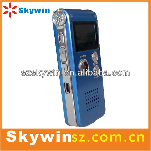 2013 portable digital voice recorder new voice recorder software