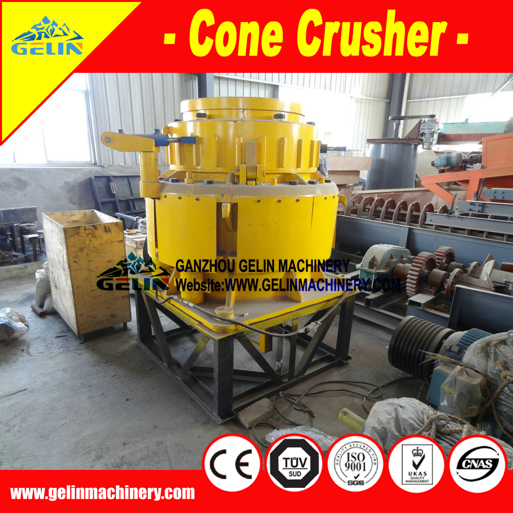 High performance spring cone crusher PYB600/PYD600