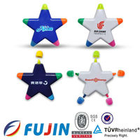 Star shape marker pen for educational toys