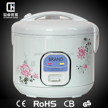Button Control Resonable Price Deluxe Rice cooker2.8L
