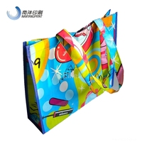 Beautiful PP Non Woven Laminated Bag For Shopping