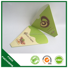 egg waffle cone waffle paper cone greaseproof paper chip cone manufacture
