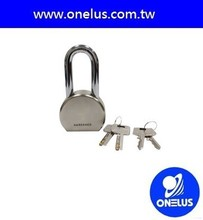 P104 Long shackle top security american security product padlock alarm