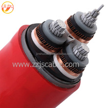 Copper (Aluminum)Conductor XLPE Insulated PVC Sheathed Power Cable