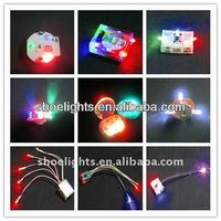 custom led light up adult shoes