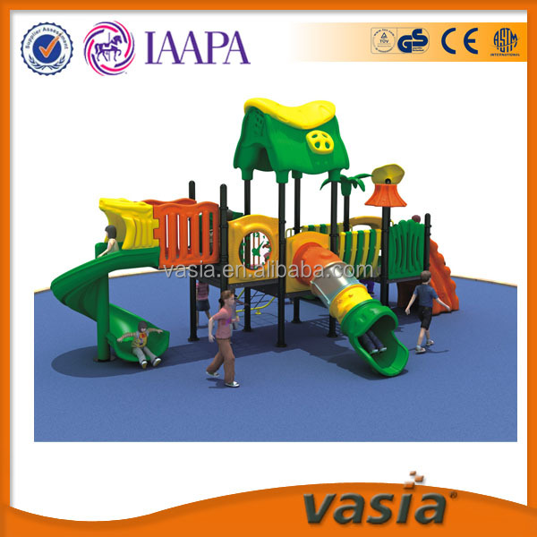 For kids Public places Sliding board list of playground equipment