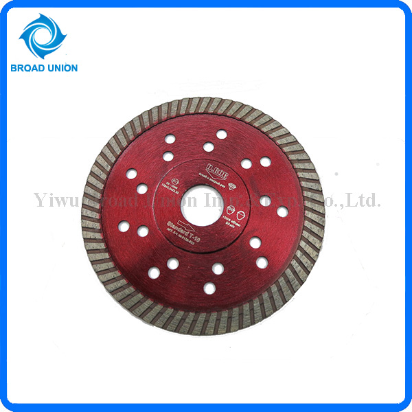 Top Quality Turbo Wave Marble Blades Saw Weds Hot Press Diamond Saw Blades