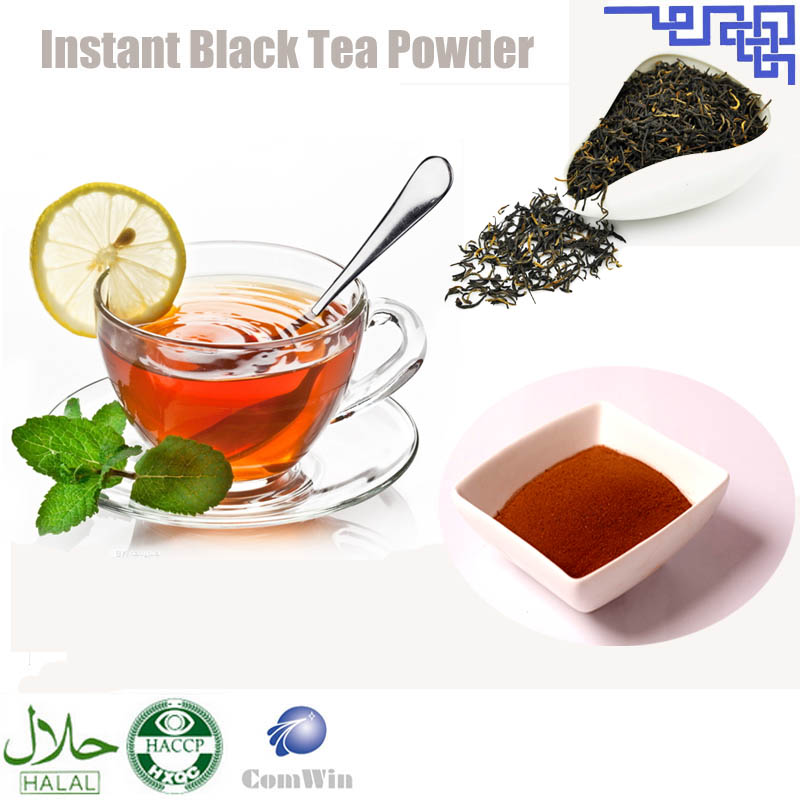 organic black tea extract/ instant black tea extract powder