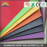 embossing imitation pvc artificial leather for car seat, automotive leather(pvc cuero sinteticos)