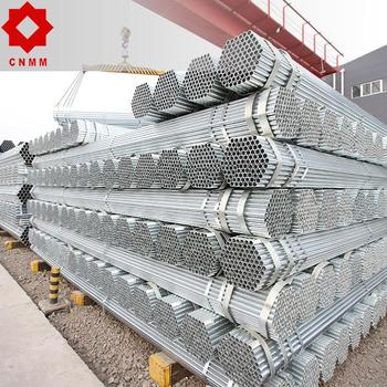 Professional iron galvanized steel pipe with great price