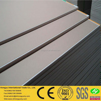 hot sale drywall waterproof gypsum board manufacturing plant