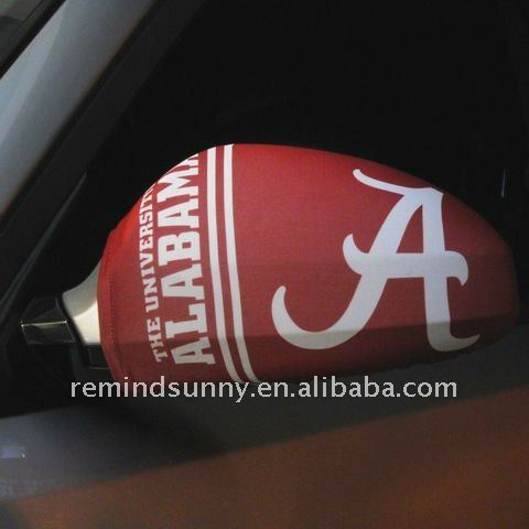 Advertising Car Side Mirror Sock