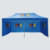 20 x 20 custom tradeshow portable outdoor pop up canopy tent
