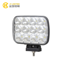 High Power 12V 24V 7 inch 60W LED Driving Light, Offroad LED Headlight for Off Road/ATV/UTV/JEEP/Truck/Boat